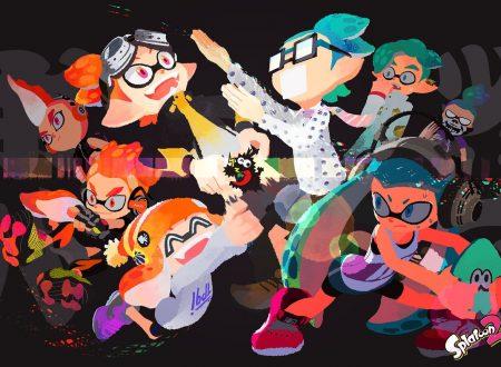 Splatoon 2: pubblicato l'artwork ufficiale del nuovo Splatfest giapponese Boke vs. Tsukkomi