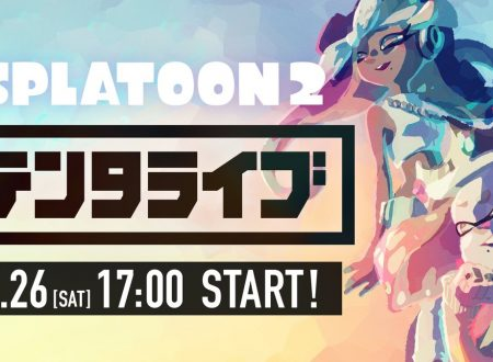 Splatoon 2: pubblicato un video che ci mostra lo show delle Tenta Cool al Game Party Japan 2019