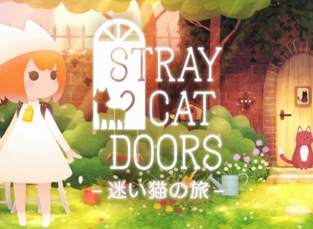 Stray Cat Doors: il titolo è in arrivo il 31 gennaio sui Nintendo Switch giapponesi