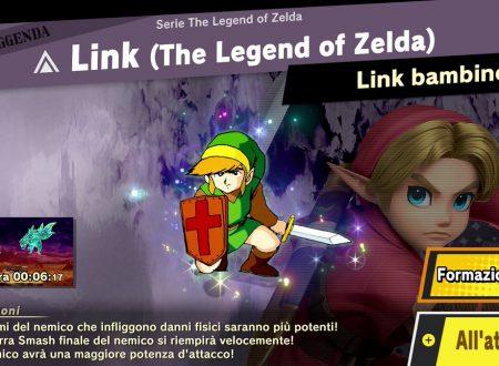 Super Smash Bros. Ultimate: ora disponibile l'evento, Viva i classici! nella modalità Avventura