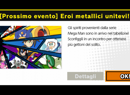 Super Smash Bros. Ultimate: presto disponibile l'evento: Eroi metallici unitevi!