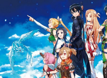 Sword Art Online: Hollow Realization, il titolo è in arrivo in primavera sui Nintendo Switch europei
