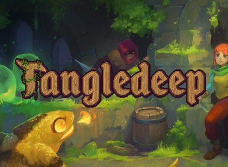 Tangledeep: il titolo ora aggiornato alla versione 1.04 sui Nintendo Switch europei