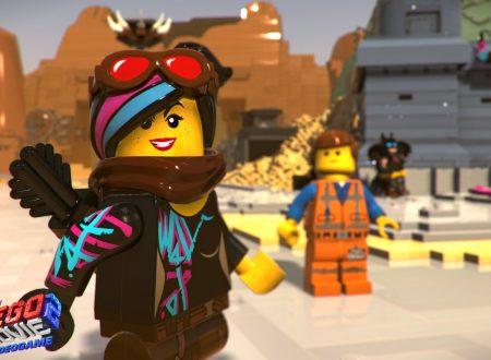 The LEGO Movie 2 Videogame, pubblicati 40 minuti di gameplay sul titolo
