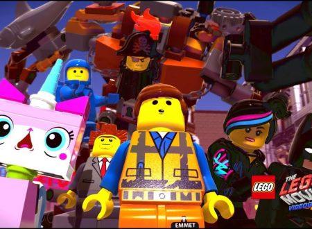 The LEGO Movie 2 Videogame, pubblicato il trailer di debutto del titolo