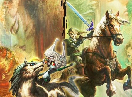 The Legend of Zelda: Twilight Princess, mostrato l'update delle texture sul titolo da NVIDIA Shield