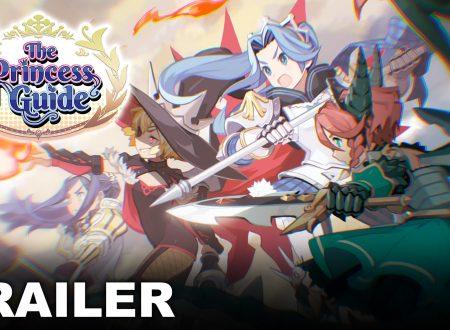 """The Princess Guide: pubblicato il trailer """"Getting Royally Schooled"""""""