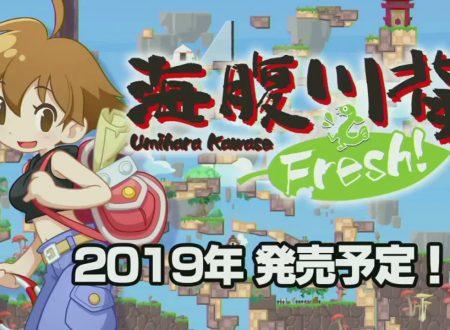 Umihara Kawase Fresh!: il titolo è in arrivo nelle prossime settimane su Nintendo Switch