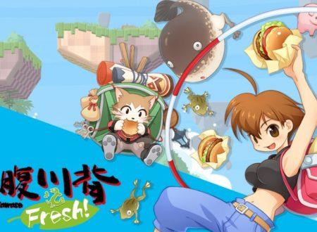 Umihara Kawase Fresh!: il titolo è in arrivo il 25 aprile sui Nintendo Switch giapponesi