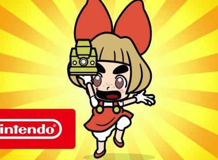 WarioWare Gold: pubblicato un nuovo trailer dedicato a Lulu