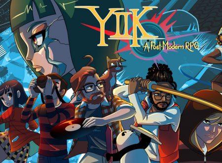 YIIK: A Postmodern RPG, pubblicato il trailer di lancio su Nintendo Switch