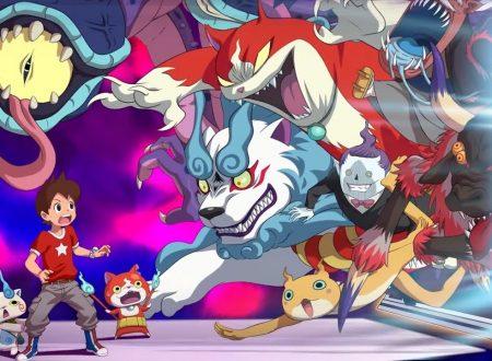 Yo-kai Watch 4: il titolo rinviato al 20 giugno sui Nintendo Switch giapponesi