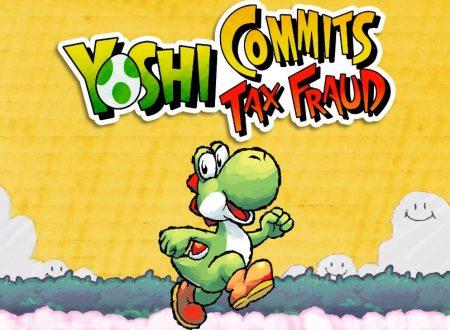 Yoshi sarebbe un evasore di tasse secondo Fortune Street / La via della Fortuna