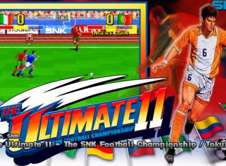 ACA NEOGEO The Ultimate 11: SNK Football Championship, il titolo in arrivo il 28 febbraio sui Nintendo Switch europei