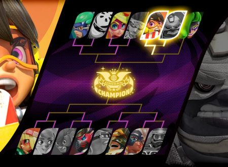 ARMS: Mechanica è la vincitrice del 7° Round del torneo Party Crash Bash