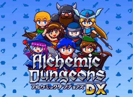 Alchemic Dungeons DX: uno sguardo in video al titolo dai Nintendo Switch europei