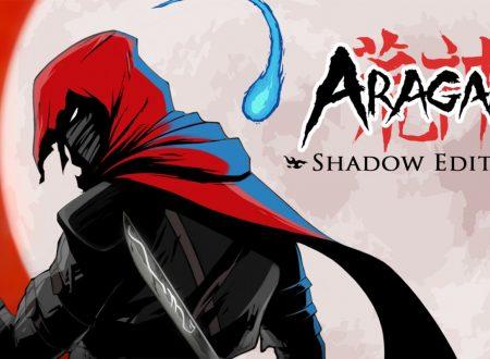 Aragami: Shadow Edition, pubblicato il trailer di lancio del titolo su Nintendo Switch