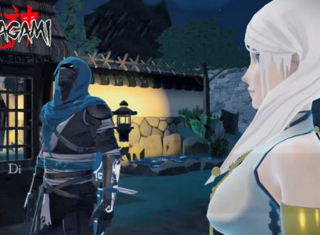Aragami: Shadow Edition, uno sguardo in video al titolo dai Nintendo Switch europei