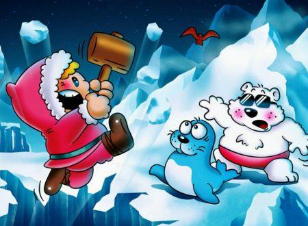 Arcade Archives Ice Climber: il titolo è in arrivo il 21 febbraio sull'eShop di Nintendo Switch