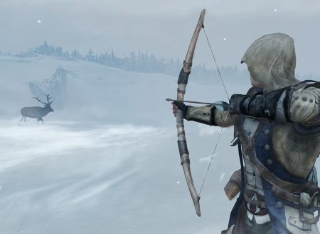 Assassin's Creed III Remastered: pubblicati i primi screenshots della versione Nintendo Switch
