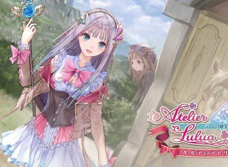Atelier Lulua: The Scion of Arland, pubblicato un video sulla demo dai Nintendo Switch  giapponesi