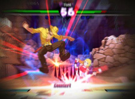 Blade Strangers: Aban Hawkins di 1001 Spikes è in arrivo come DLC nel titolo