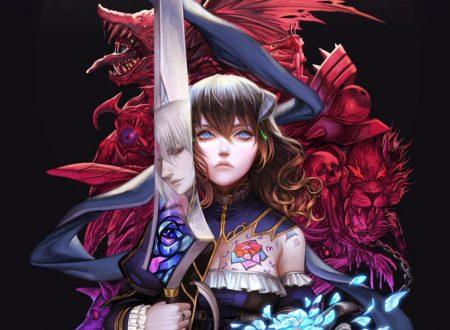 Bloodstained: Ritual of the Night, pubblicato un nuovo artwork ufficiale dedicato al titolo