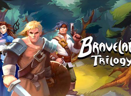 Braveland Trilogy: la raccolta è in arrivo il 7 marzo sull'eShop di Nintendo Switch
