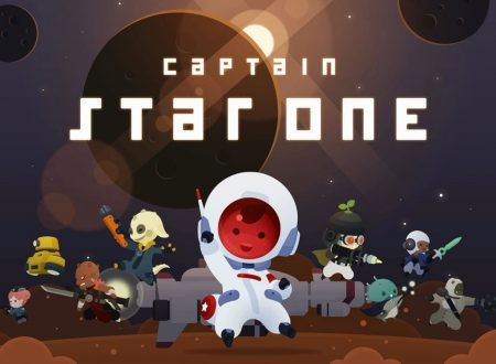 Captain StarONE: uno sguardo in video al titolo dai Nintendo Switch europei