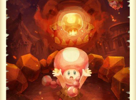 Captain Toad: Treasure Tracker, pubblicati dei nuovi concept art dedicati al titolo