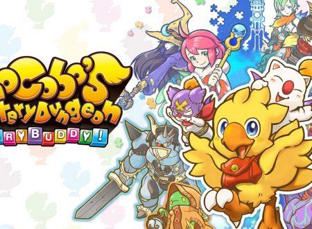 Chocobo's Mystery Dungeon: Every Buddy!: pubblicato un livestream dedicato al titolo