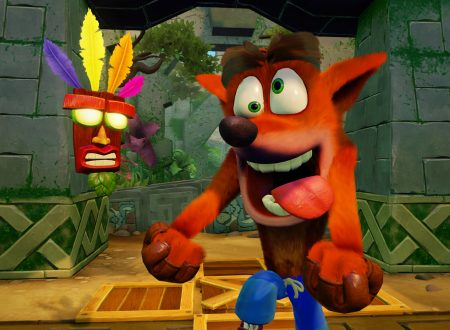 Crash Bandicoot N. Sane Trilogy ha raggiunto le 10 milioni di unità vendute in totale