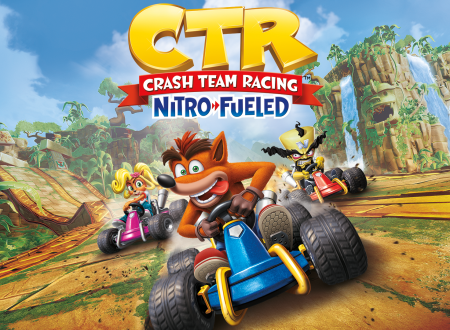 Crash Team Racing Nitro-Fueled, pubblicati dei nuovi video gameplay del titolo