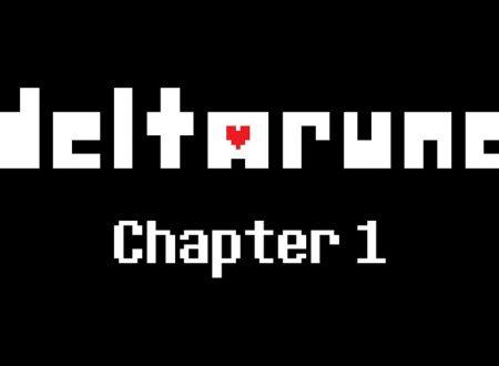 DELTARUNE: il titolo sarà disponibile il 28 febbraio sui Nintendo Switch europei