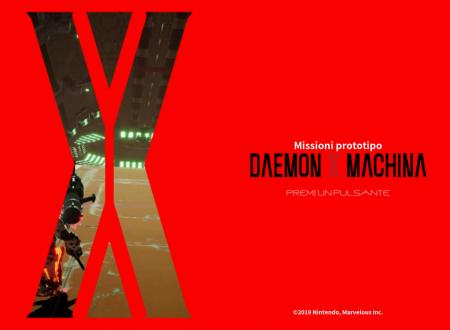 Daemon X Machina: la demo delle missioni prototipo è ora disponibile su Nintendo Switch