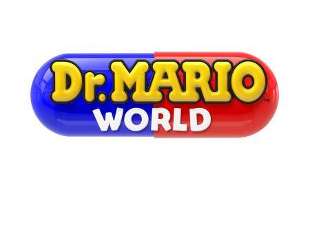 Dr. Mario World: annunciato il nuovo titolo mobile di Nintendo in partner con DeNA