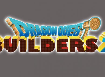 Dragon Quest Builders 2: il titolo è in arrivo il 12 luglio sui Nintendo Switch europei