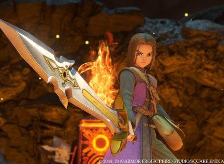 Dragon Quest XI S: Echi di un'era perduta, il titolo è in arrivo in Autunno sui Nintendo Switch europei
