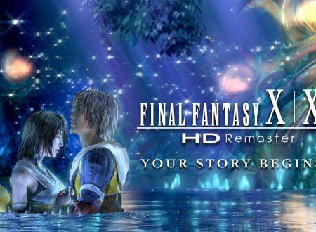 Final Fantasy XII: The Zodiac Age, X / X-2 HD Remaster, pubblicati due nuovi trailer sulla versione Nintendo Switch