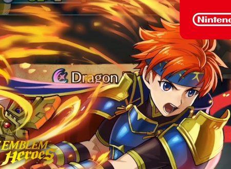 Fire Emblem Heroes: presto disponibile l'evento evocazione Eroi leggendari: Roy, il leone fulgente