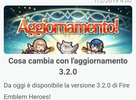 Fire Emblem Heroes: il titolo ora aggiornato alla versione 3.2.0 su Android e iOS