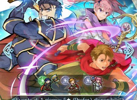 Fire Emblem Heroes: ora disponibile la preferenza evocazione: atto secondo: giorno 6