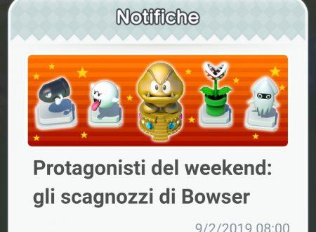 Super Mario Run: disponibili di nuovo gli oggetti degli scagnozzi di Bowser, protagonisti del weekend