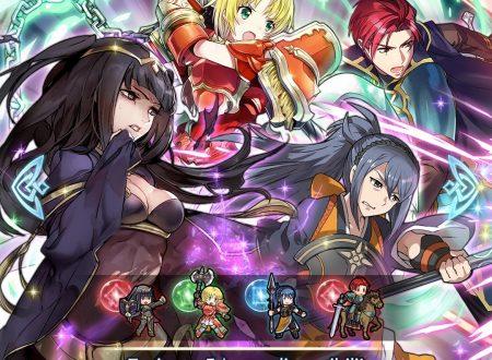 Fire Emblem Heroes: ora disponibile la preferenza evocazione: nuovo potere, con Tharja, Amelia, Seth ed altri eroi