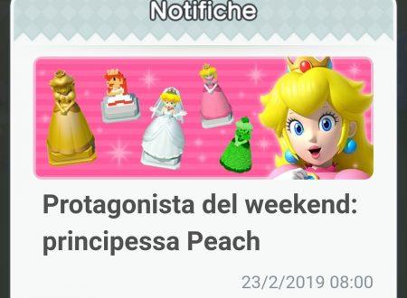 Super Mario Run: disponibili gli oggetti della Principessa Peach, protagonista del weekend in corso
