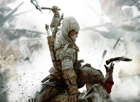Il sito di Ubisoft Club lista Assassin's Creed III Remastered per Nintendo Switch