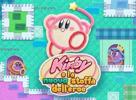 Kirby e la nuova stoffa dell'eroe: uno sguardo alla demo, ora disponibile sull'eShop del 3DS