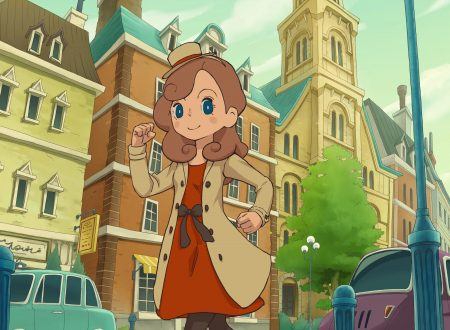 Layton's Mystery Journey: Katrielle and the Millionaires' Conspiracy DX, il titolo listato dall'USK tedesco