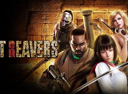 Lost Reavers: il servizio online del titolo Wii U verrà cessato il prossimo 30 maggio