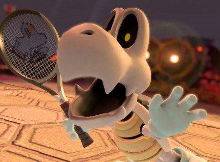 Mario Tennis Aces: la versione 2.3.0 in arrivo, annunciati Kamek e Tartosso, presto nel roster